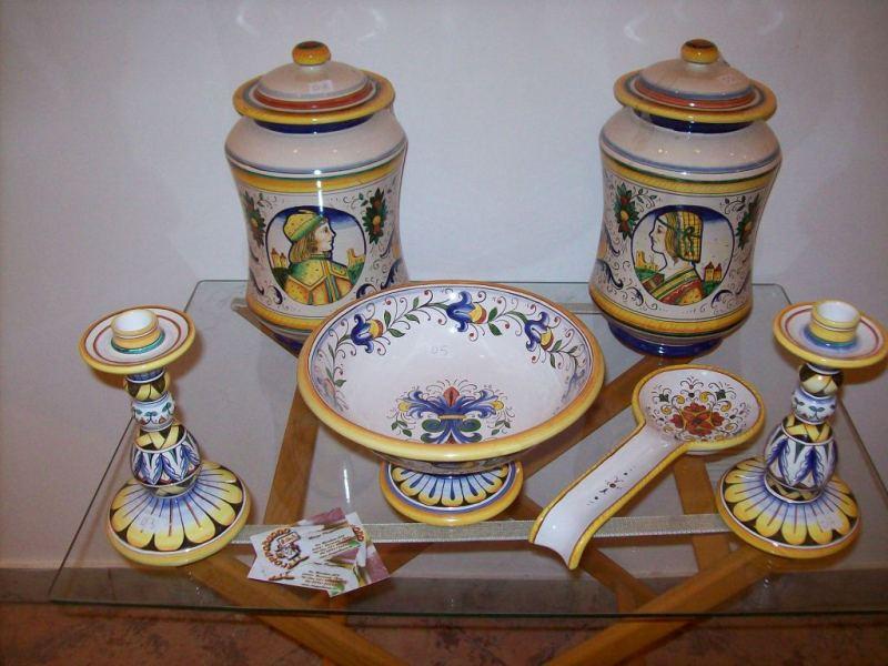 Ceramiche stile deruta