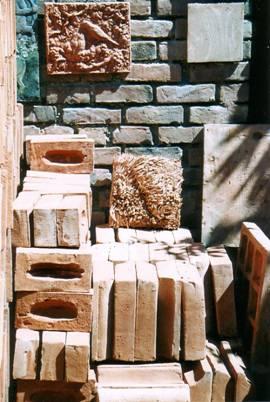 Il cotto prende vita in fornace
