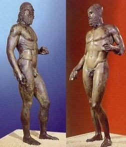 bronzi di riace