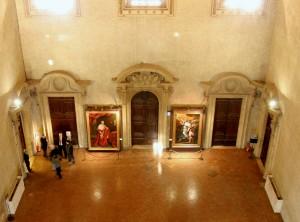 Pavimento Salone Palazzo Barberini Roma