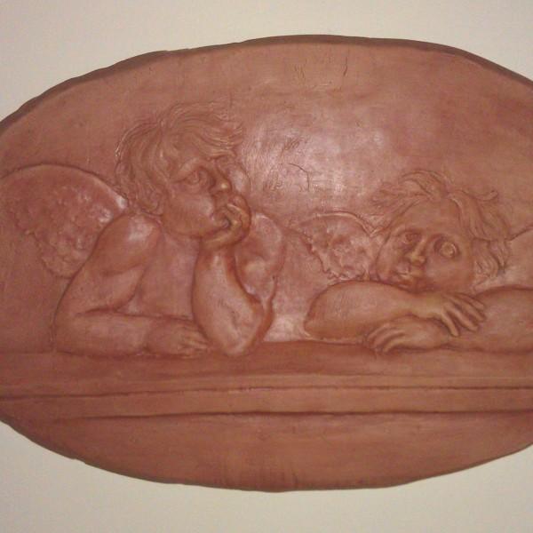Bassorilievo Angeli