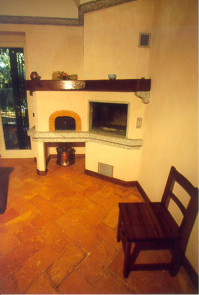 Arredamento pavimento cotto fornace artistica for Pavimento per cucina