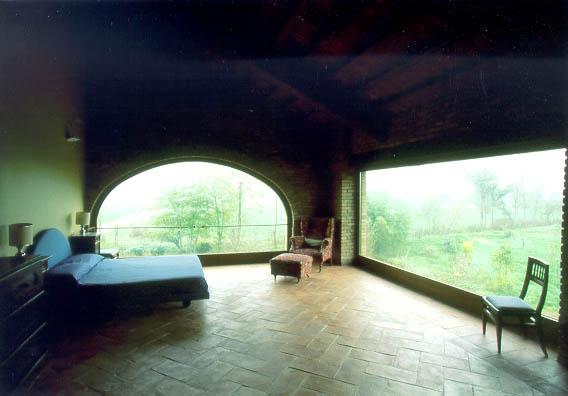 Arredamento pavimento cotto fornace artistica - Camera da letto pavimento cotto ...