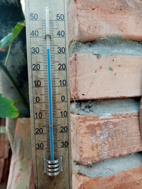 Oggi la Fornace sta cuocendo, fuori 33 g